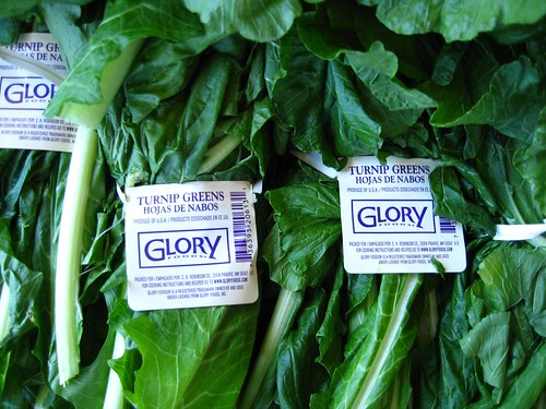 Glory Foods Fresh Turnip Greens | by Glory Foods