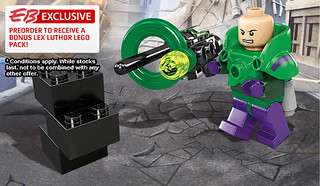 Exclusive Lex Luthor Minifigure | by fbtb