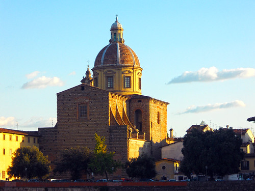 Firenze - Chiesa San Frediano in Cestello | by MaOrI1563