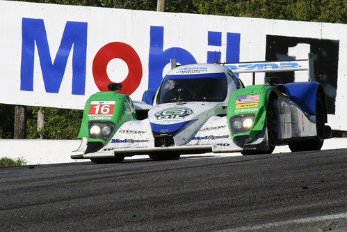 Dyson Racing Lola Mazda, Mosport 2011 | by Richard Wintle