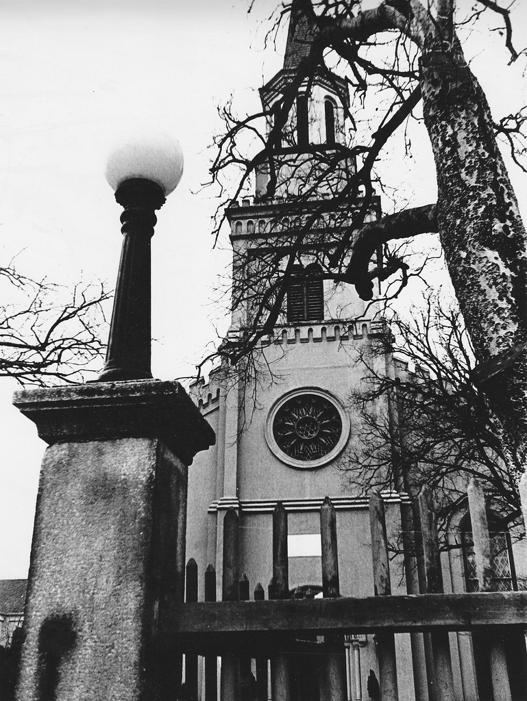 Augusta, GA, mid to latter 70s, church