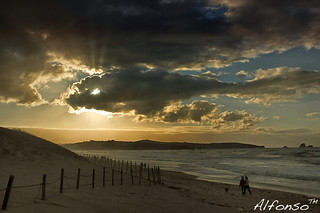 Atardecer | by alfonso-tm