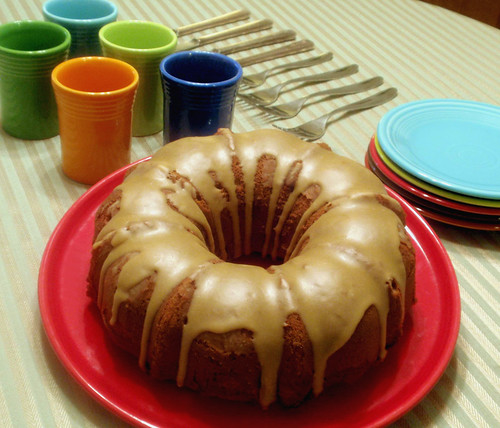 Brown Sugar Pound Cake for Dessert | by texascooking