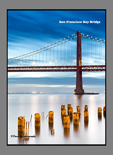 San Francisco Bay Bridge | by davidyuweb