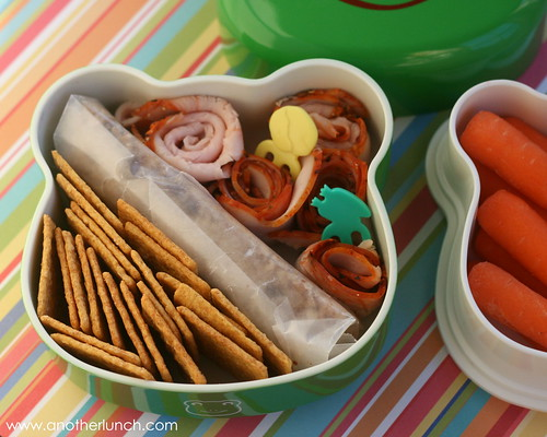 frog bento box | by anotherlunch.com