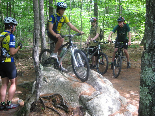 AMC Teen Wilderness 5 Day Camp | by Great Glen Trails