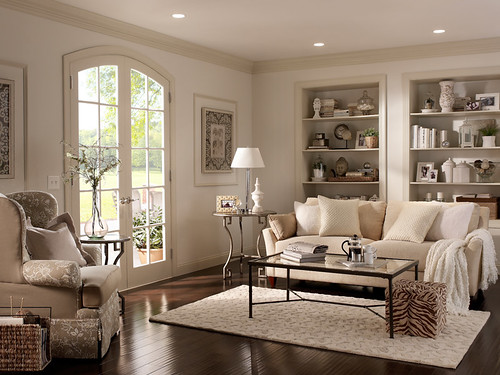 Casual living room walls cotton knit ul170 13 ceiling - Neutral colors to paint a living room ...