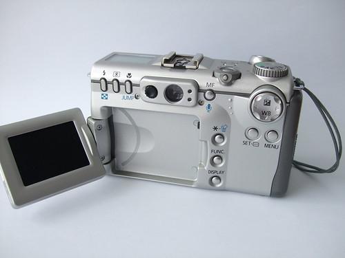 Canon Powershot G3 Digital Camera 006