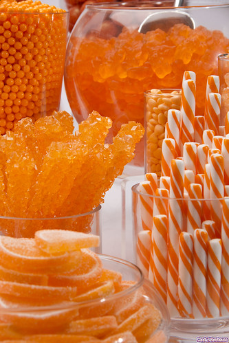 Orange Candy Buffet | by candywarehouse