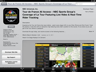 Updated iOS Tour app | by fsteele770