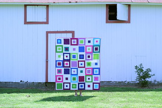 Kimberly's Birthday Quilt | by Michelle Ramsay