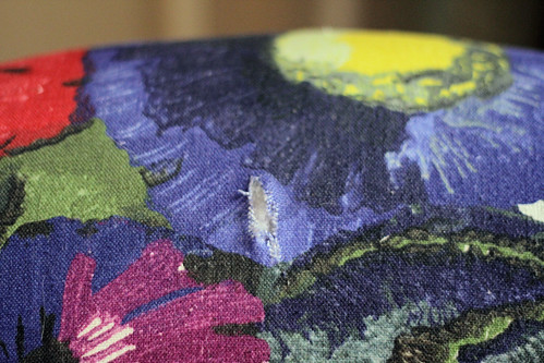 Upholstery Tear | by Nicole Balch