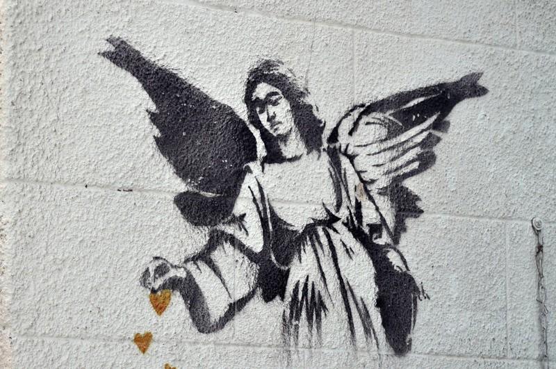 Westbank Graffiti Wall