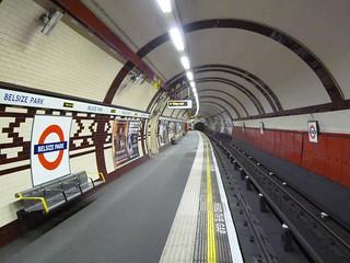 That's underground!
