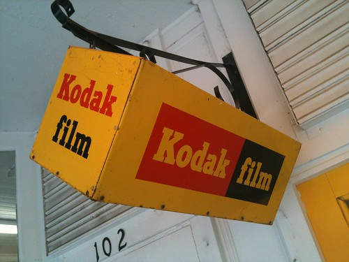 Kodak film sign | by carianoff