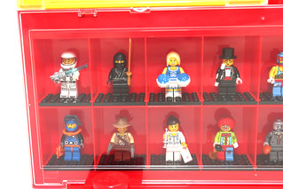 LEGO Minifigure Display Case - 10 | by fbtb