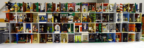 minifig_shelf_series1-5 | by cecilihf