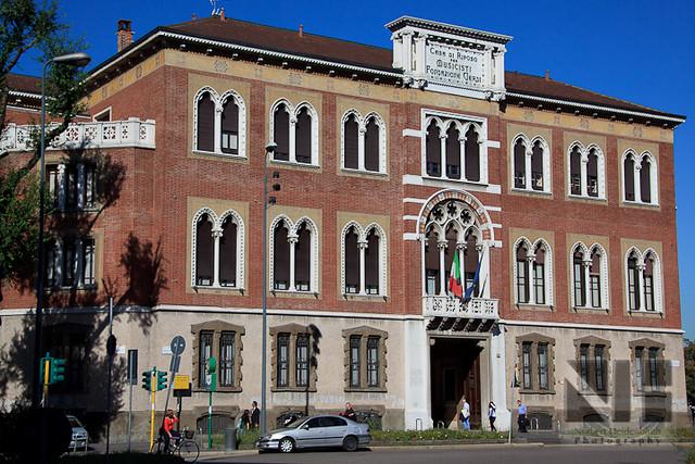 Milan: Casa di riposo