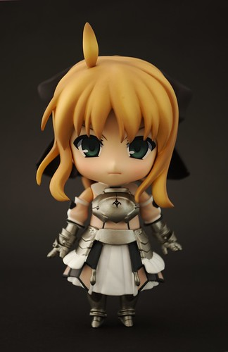 Nendoroid Saber Lily | by nighteye