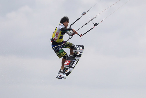 Mario Rodwald (GER) | by Kitesurf World Cup St. Peter Ording
