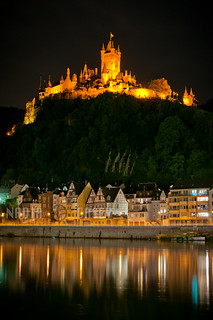 Burg Cochem Reflection - Mosel River, Germany | by N+C Photo