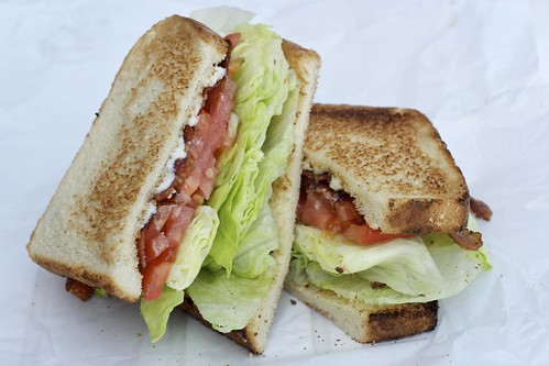 BLT, Olympic Island Restaurant | by Adam Kuban