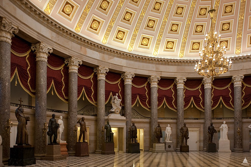 National Statuary Hall - U.S. Capitol | by USCapitol