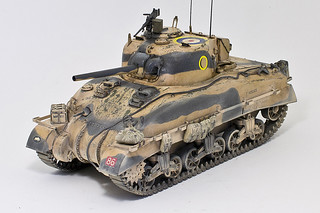 Sherman El Alamein