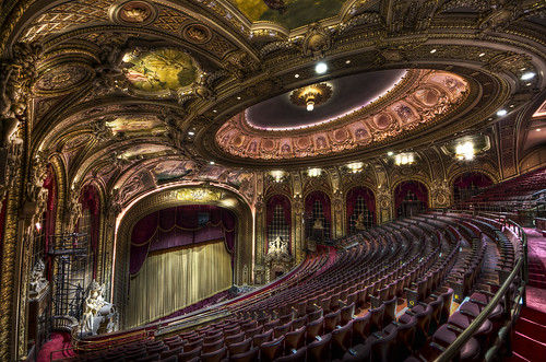 Citi Performing Arts Center Wang Theatre (Left Seating) | by Frank C. Grace (Trig Photography)