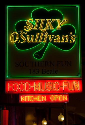 Silky O'Sullivan's Www.silkyosullivans