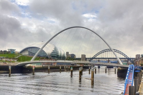 Tyne bridges HDR | by jimsumo999