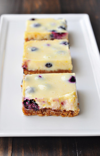 Lemon Blueberry Bars | by Courtney | Cook Like a Champion