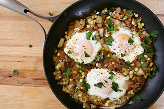sweet corn hash 5 | by crumblycookie