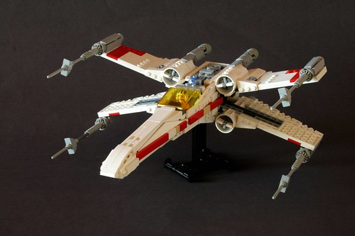 X-wing | by psiaki