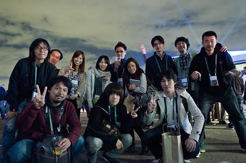 Adobe MAX 2011 in LA 2日目
