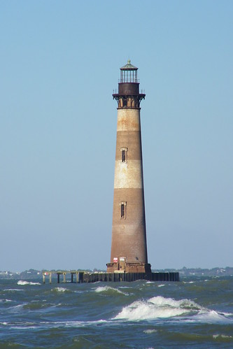 Morris Island Lighthouse (Charleston, South Carolina) | by cseeman