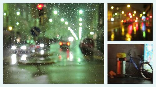 Sateella 3 T:n ikkunasta