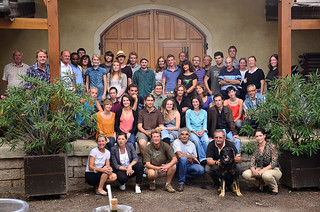 The Team - Burgundy Grape Harvest 2011 | by The Hungry Cyclist