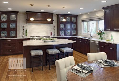 Transitional kitchen drury design kitchen bath studio for Gail drury kitchen designs