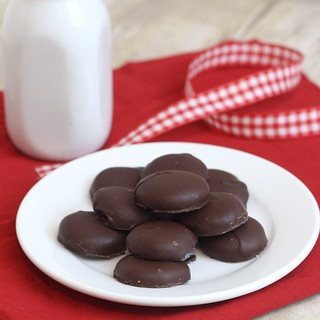 Homemade Peppermint Patties | by Tracey's Culinary Adventures
