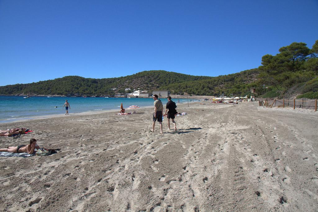 Playa ses Salines