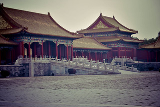 Celebrating my birthday in the Forbidden City | by Choollus