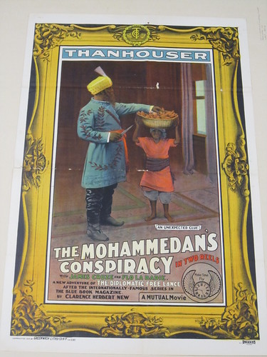 The Mohammedan's Conspiracy poster | by craig.fansler
