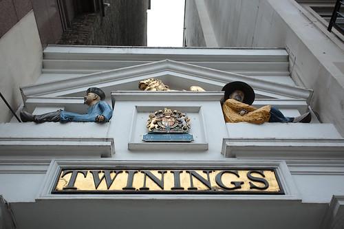Il negozio Twinings