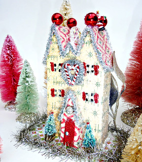 Christmas-house-2 | by Ma Vie en Rose