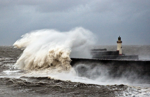 Stormy seas Whitehaven | by marra121
