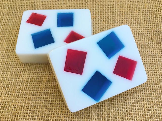 Patriotic Soap
