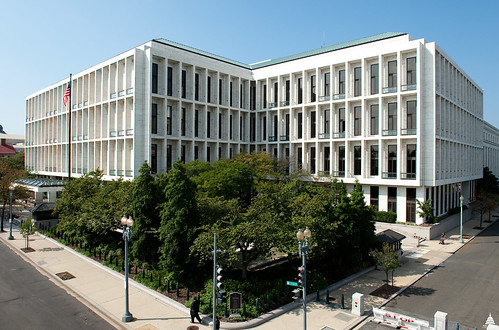 Hart Senate Office Building | by USCapitol