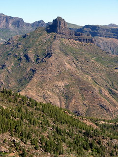 Gran Canaria - Roque Bentaiga In the Winter Seen from Artenara | by elsua