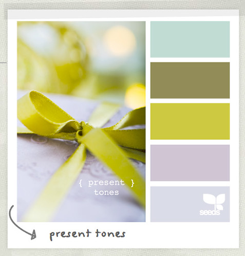 8 Palettes from Design Seeds | by decor8